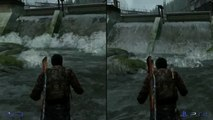 Versus - The Last of Us - Comparatif PS3 / PS4 de The Last of Us