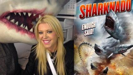 A Sharknado Could Happen to You…Says Expert Tara Reid
