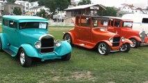 La 10e édition de l'exposition de voitures sports et anciennes, motoneiges anciennes