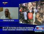 (Vídeo) Comunidad árabe venezolana repudia asesinatos en Gaza