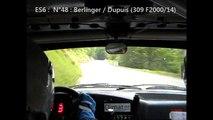 ES6 Rallye de la Drôme 2014