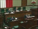 Poseł Cezary Olejniczak - Wystąpienie z dnia 24 lipca 2014 roku.