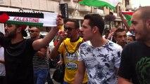 Rassemblement pour la Palestine à Cambrai