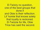 D12 - Loyalty (ft. Obie Trice) (Lyrics / Paroles)