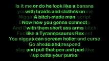 Eminem ft. D12 & Obie Trice - Doe Rae Me (Hailie's Revenge) (Lyrics / Paroles)