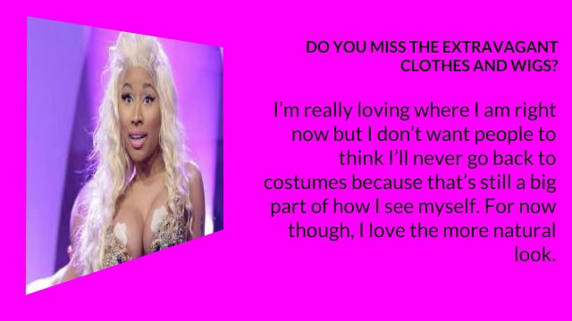 Nicki Minaj - 7 Things You Didn't Know About Nicki Minaj - Nicki Minaj Facts