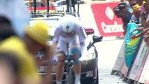 EN - The Flamme rouge - The last kilometre - Stage 20 (Bergerac > Périgueux)