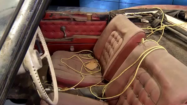 BMW to restore Elvis's BMW RareElvisPresley