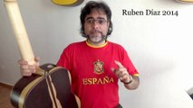 """Thanks to Skype """"One Has to Go to Spain To Learn Flamenco Guitar"""" Is a Totally Outdated Idea / CFG Learn  Flamenco Guitar on Skype Ruben Diaz CFG Malaga"""
