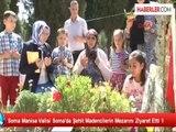 Soma Manisa Valisi Soma'da Şehit Madencilerin Mezarını Ziyaret Etti 1
