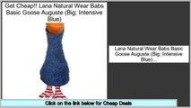 Best Deals Lana Natural Wear Babs Basic Goose Auguste (Big; Intensive Blue)