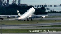 Hong Kong Airport Plane Spotting. Cathay Pacific Boeing 777, 747, Airbus A340, A330. Takeoff
