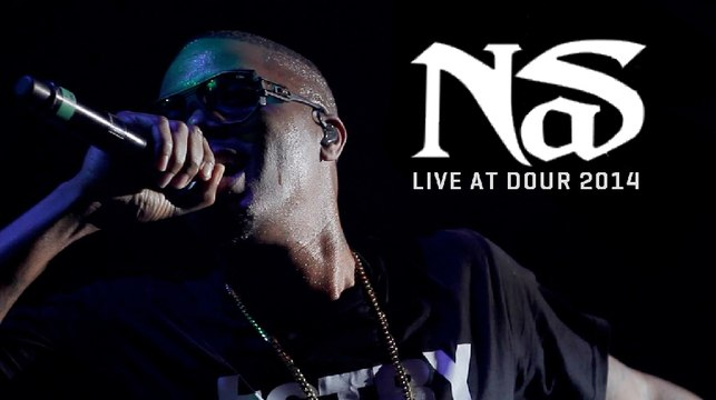 Nas performing Illmatic - Full Live (Dour 2014)