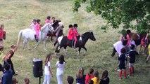 pirates - fete poney club chateau perron - juin 2014