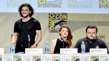 Game Of Thrones Co-Stars Kit Harington And Rose Leslie Spark Romance Rumors