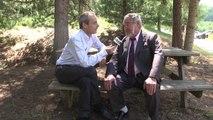 Hautes-Alpes: Jacques Jallade, moins de rugby et toujours la passion de la politique