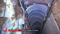 Gaza : dans les tunnels du Hamas
