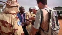Malí: investigadores buscan entre escombros del avión