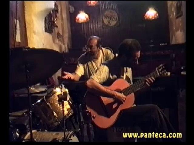 Una sera in panteca - (01/06/1992) - Mario rievoca la perfomance di Jack Smith del 1981