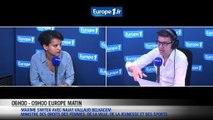 """Vallaud-Belkacem : """"De grands conservateurs au sein de l'UMP"""""""