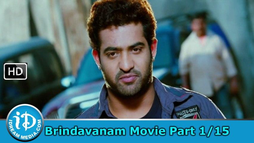 Brindavanam Movie Part 1/15 - Jr NTR, Samantha, Kajal Agarwal