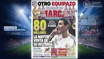 Vidal au coeur d'une cascade de transferts, le Barça face à un casse-tête