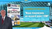 OM : Mandanda évoque son retour, vers un accord pour le Vélodrome... La revue de presse de l'Olympique de Marseille !