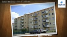 Location Appartement, Forbach (57), 380€/mois