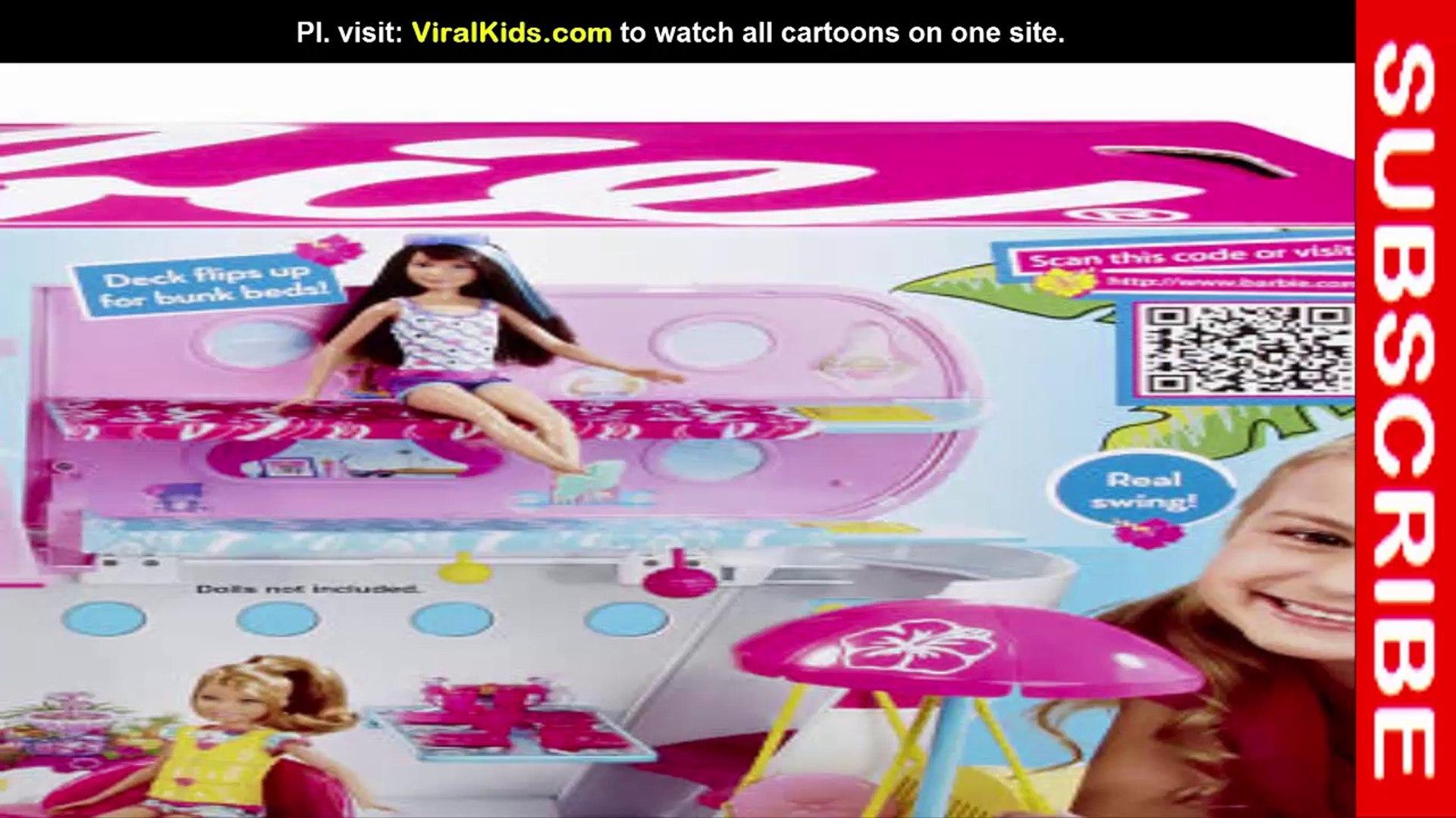 Barbie Sisters Cruise Ship - Navire de croisière Barbie Sisters - Barbie Sisters crucero