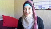 A Girl Telling Amazing Story of Converting To Islam – Must Watch
