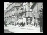 Cordeliers' Square in Lyon (1895) - LOUIS LUMIERE - Place des Cordeliers à France