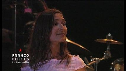 Francofolies 1997 / Zazie, Kent et Jane Birkin (live)