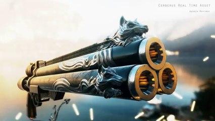 Cerberus Showcase de Uncharted 4 : A Thief's End