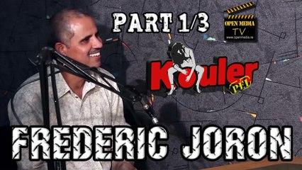 Kouler Pei - Frederic Joron - Août 2014 - part 1/3