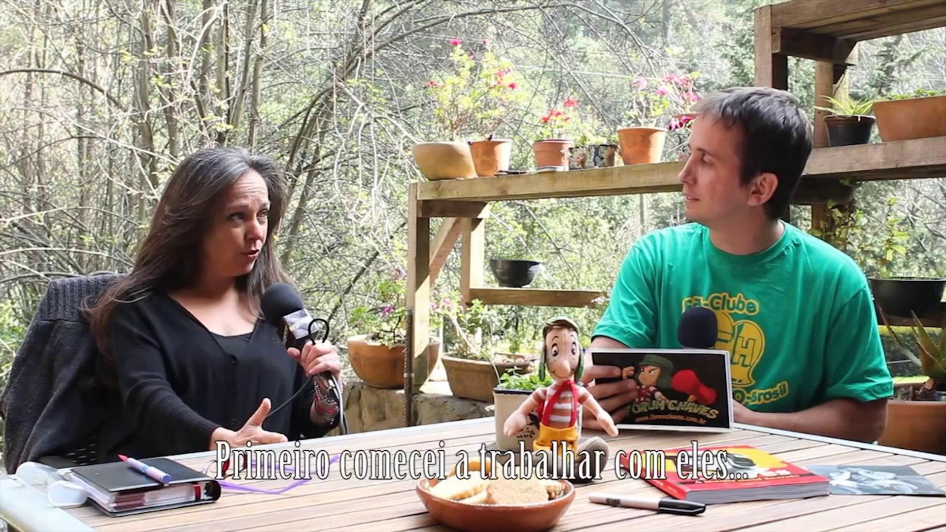 Ana Lilian De La Macorra entrevista com paty (ana de la macorra) - ahsefordeu no méxico