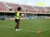 Joga Bonito Ronaldinho 4 traversale