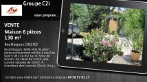 A vendre - Maison/villa - Bouillargues (30230) - 6 pièces - 130m²