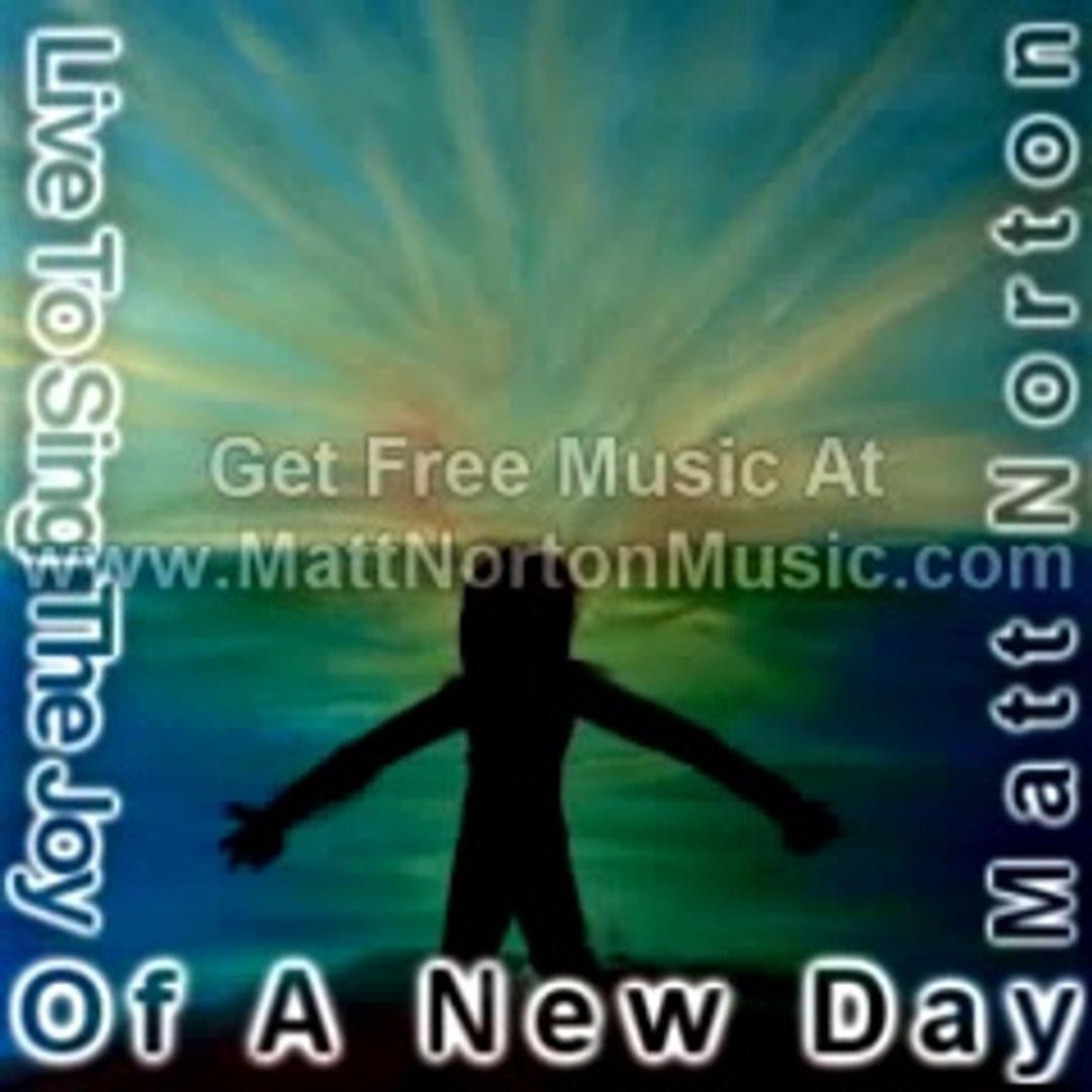 Transformed- Matt Norton - New Christian Rock 2014 fans of Josh Wilson, Joy Electric, Julie Elias