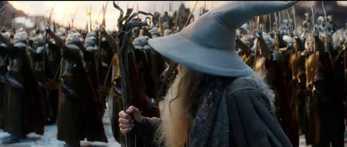 El hobbit La batalla de los 5 ejercitos   Official Teaser Trailer