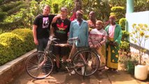 Hans Rey and The Wheels4Life Charity | Dispatches