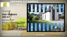 Te koop - Huis - Warcoing (7740) - 4 kamers - 200m²