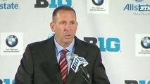 Bo Pelini Talks at Big Ten Media Days