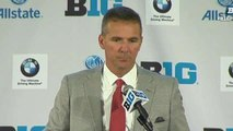 Meyer Sounds Off at Big Ten Media Days