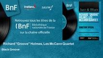 "Richard ""Groove"" Holmes, Les McCann Quartet - Black Groove"