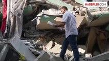 İsrail savaş uçakları, Heniye'nin evini bombaladı -