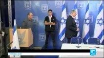 Actualité Gaza, Benjamin Netanyahu _ nous allons continuer à opérer de manière offensive et réfléchie_(360p)
