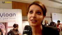Entreprendre au féminin : Najat Vallaud Belkacem