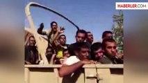 Işid Irak Askererini Kamyonlara Yükleyip İnfaz Etti
