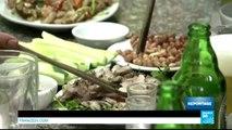 Actualité, Vietnam _ manger du chat porte bonheur_(360p)