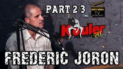 Kouler Pei - Frederic Joron - Août 2014 - part 2/3